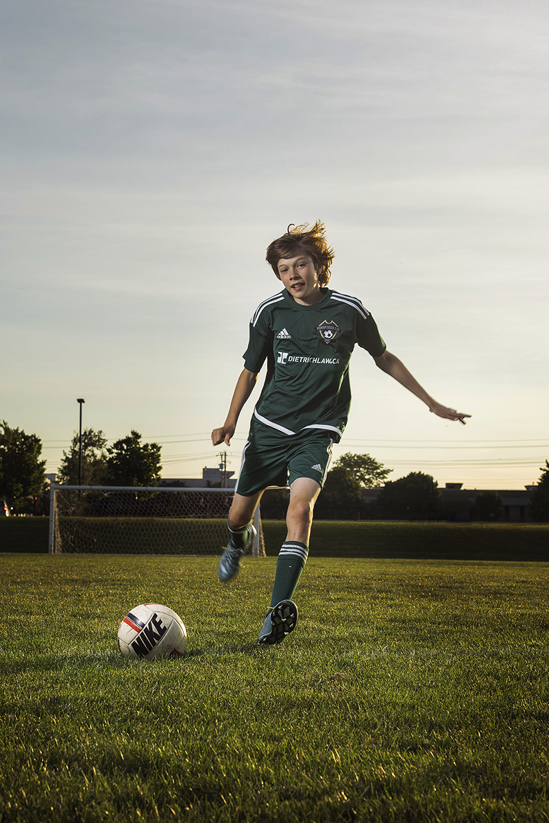 Sport Portrait Photography