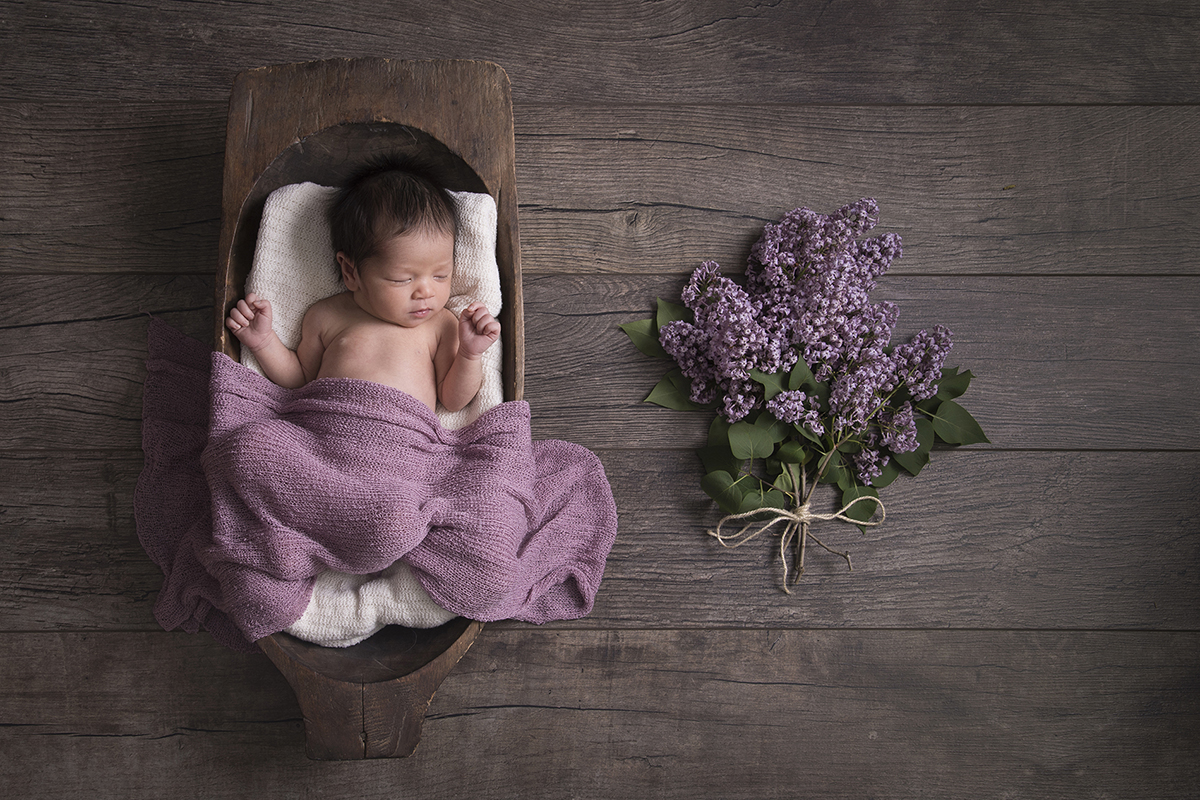 Best Newborn Photographer In