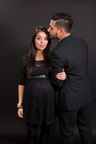 Portrait Studio Photography Maternity