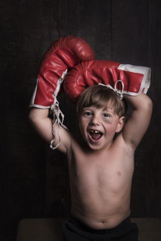 Fine Art Child Photographer Head shot