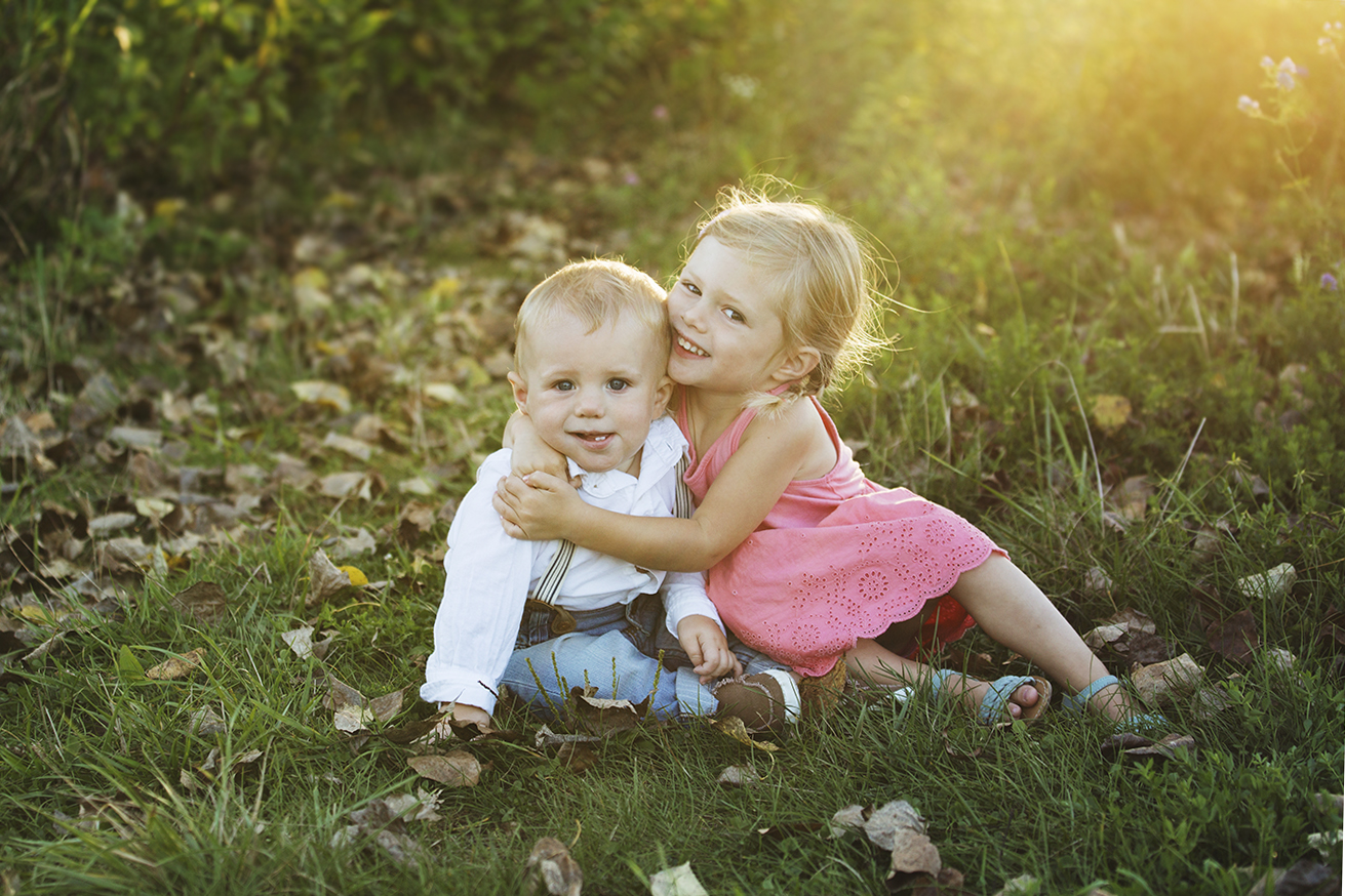 Child & Baby Sibling photographer