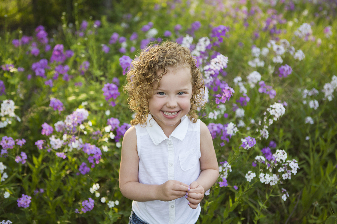 Outdoor Child Photography
