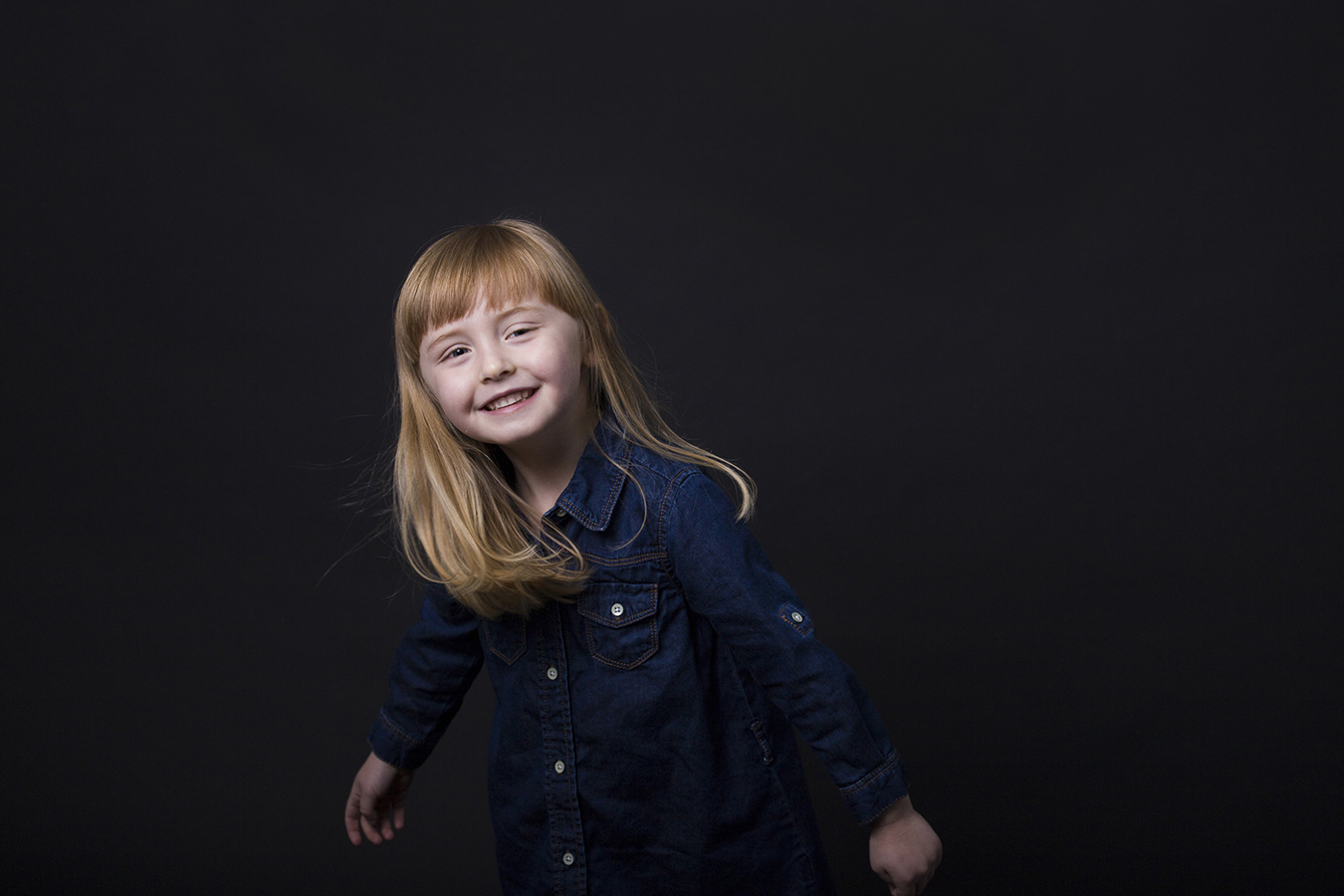 fun child portraits