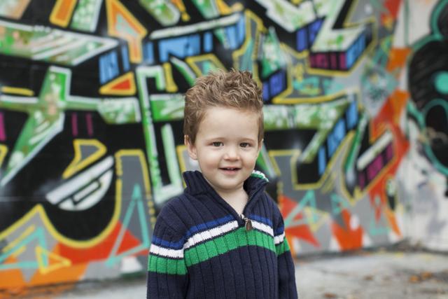 Unique Child Portraits