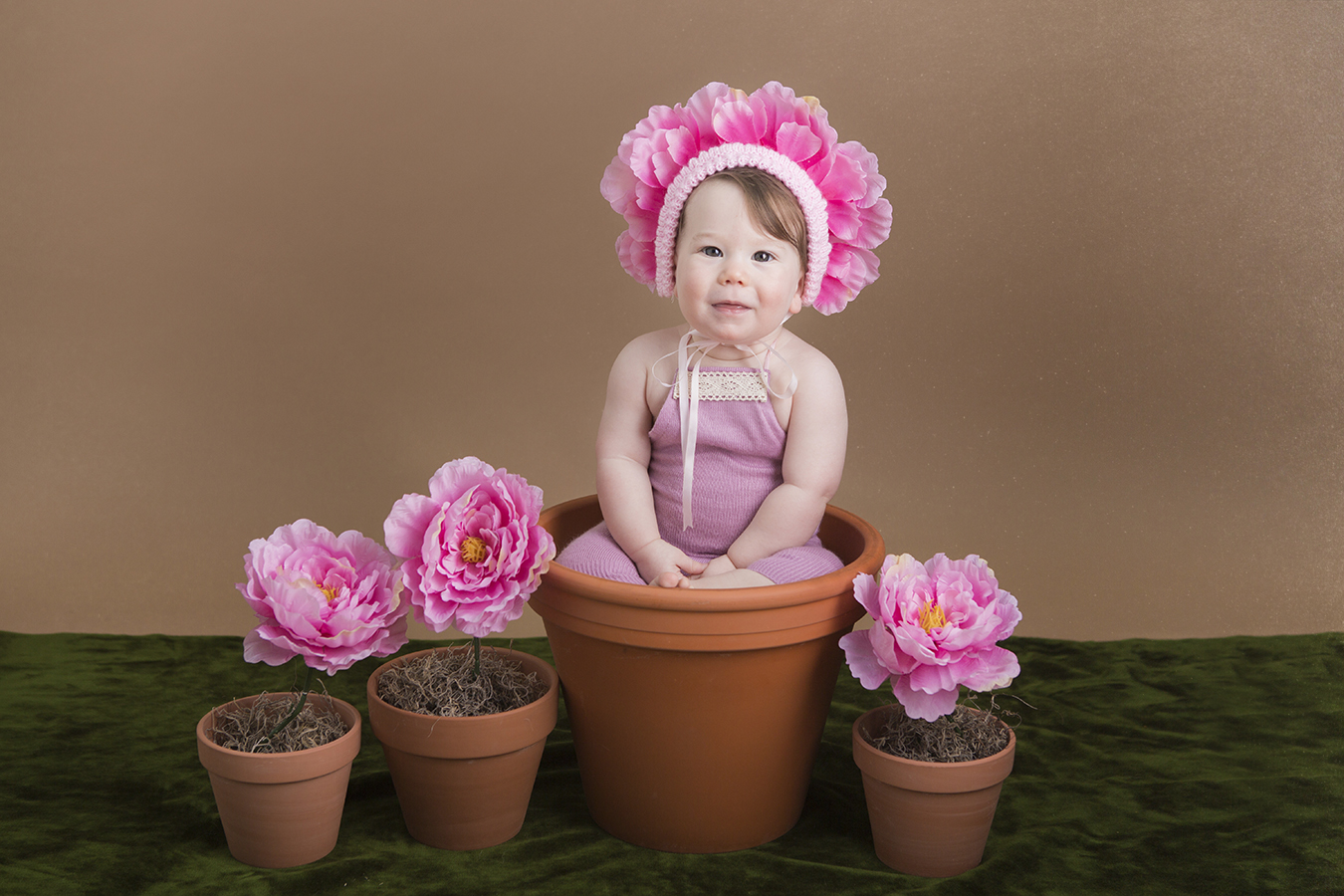 Anne Geddes Style Photography