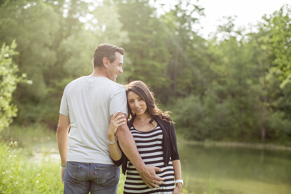 Expecting Baby Maternity Photography