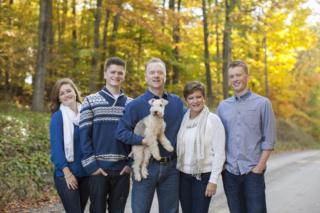 Cambridge Family Photographer