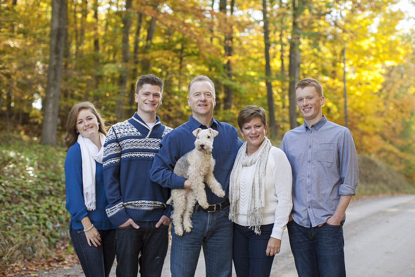 Cambridge Family Photographer