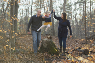 Candid Family Portraits