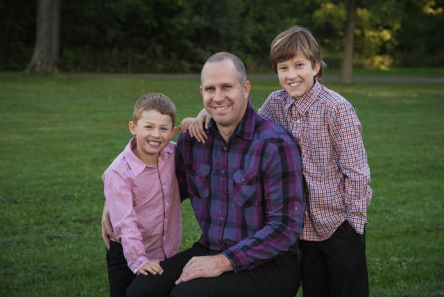 Cambridge Family Photographers