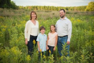 Wellington family photographer