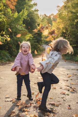 fun Child portrait photographer