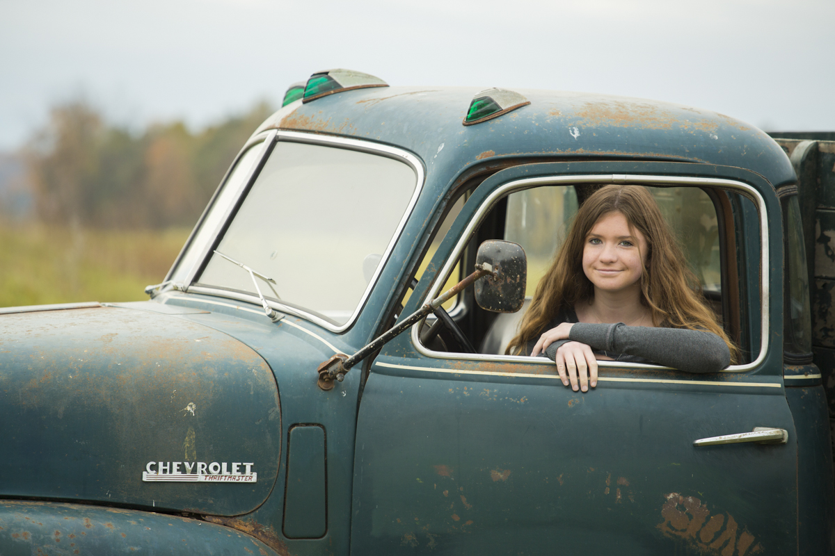 Vintage Truck Photographer in Cambridge Ontario