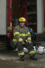 Firefighter Portrait
