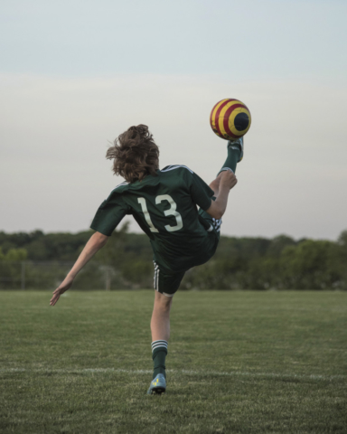 Editorial Soccer Photography