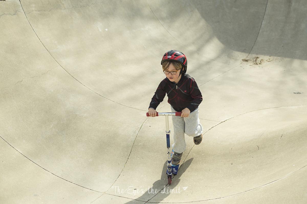 Riverside Rails Skatepark