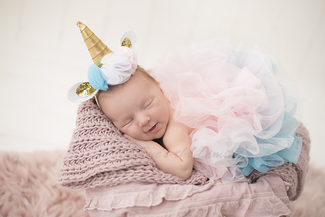 Newborn Baby Unicorn Headband Unicorn Baby